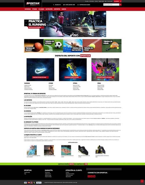 Sportiuk Web