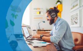 WORK FROM HOME: THE BEST WAY TO BATTLE COVID 19
