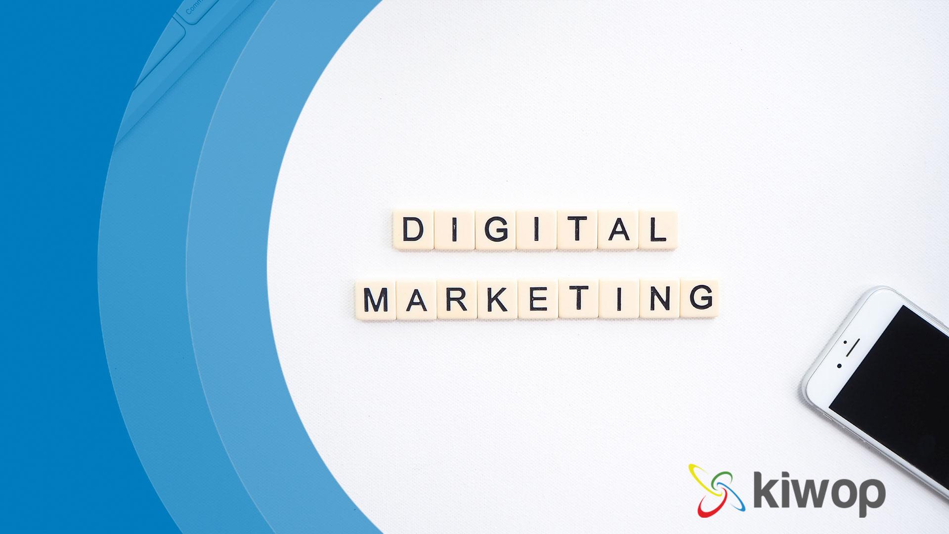 which is online marketing