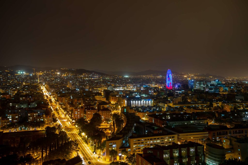Web design and development in Barcelona