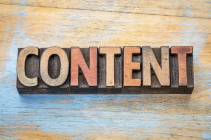 Generating quality content is essential