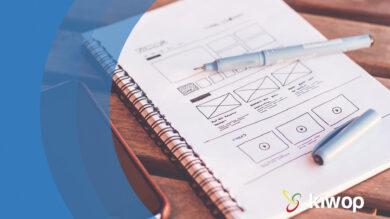 Wireframes en disseny web: ha de dissenyar des de zero