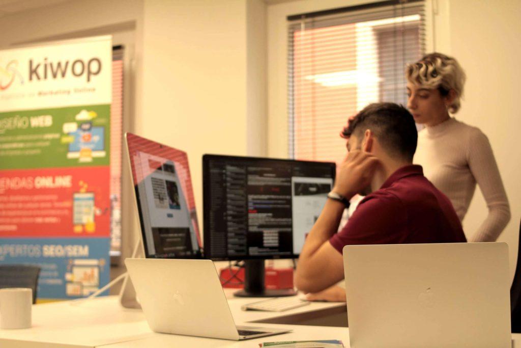 Kiwop is a web development agency in Barcelona, Tarragona and Reus.