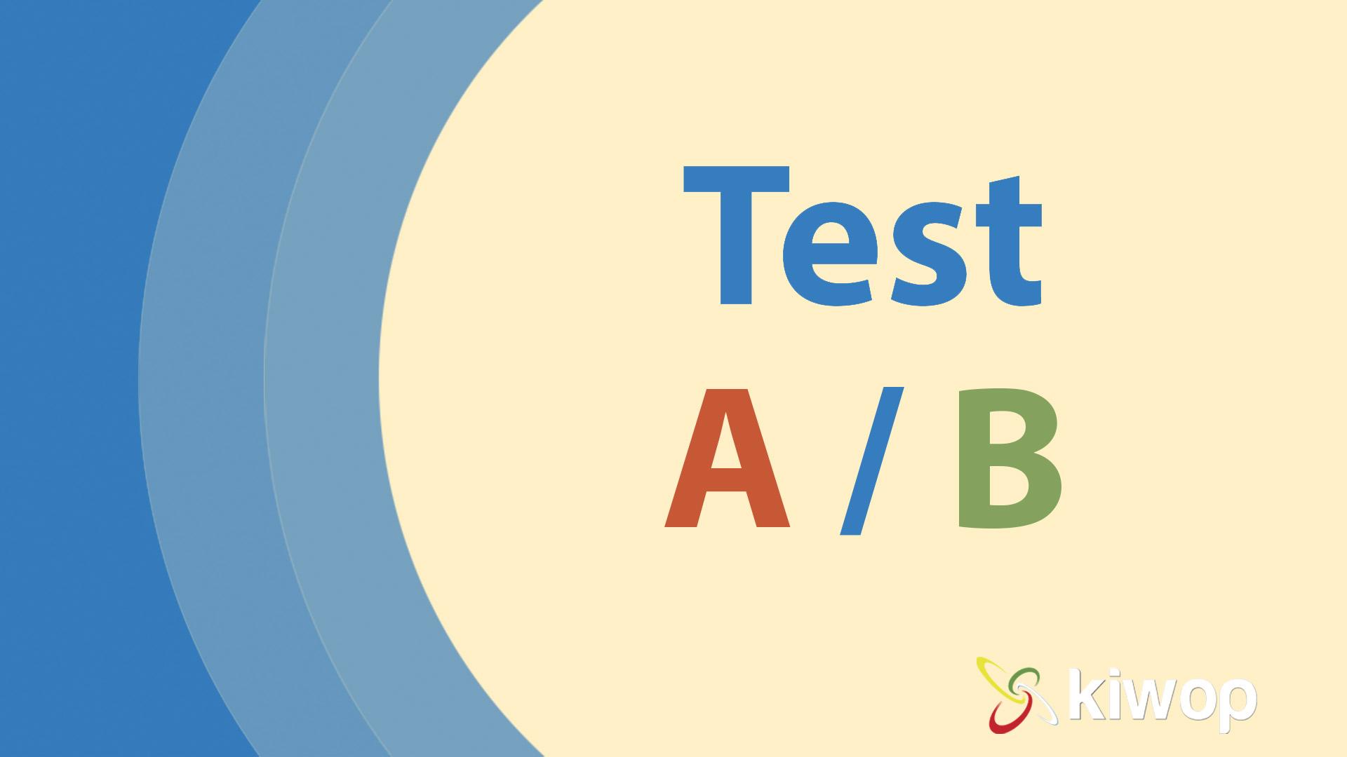 Importancia Test A/B Email Marketing