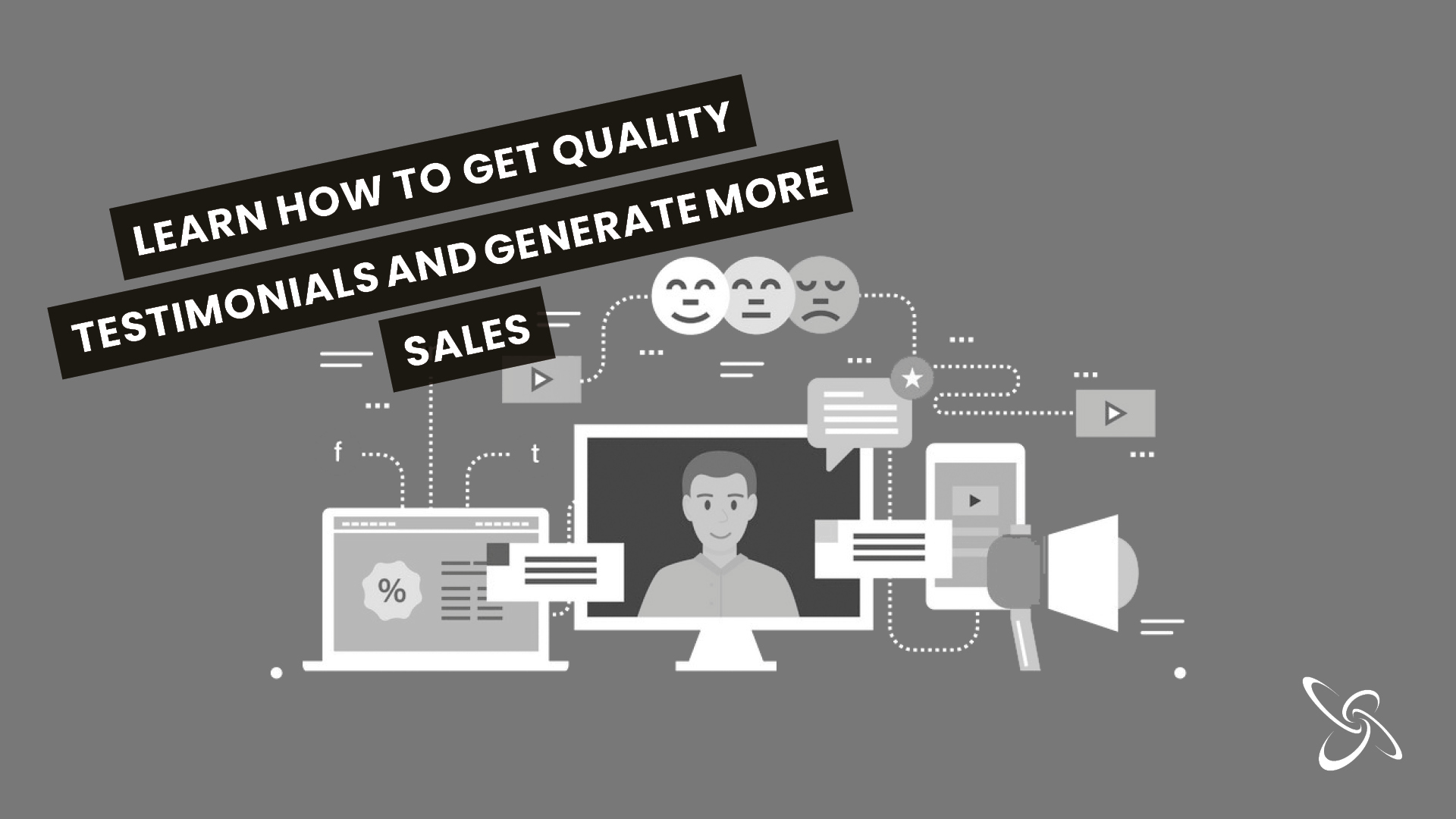 Learn how to get quality testimonials and generate more sales