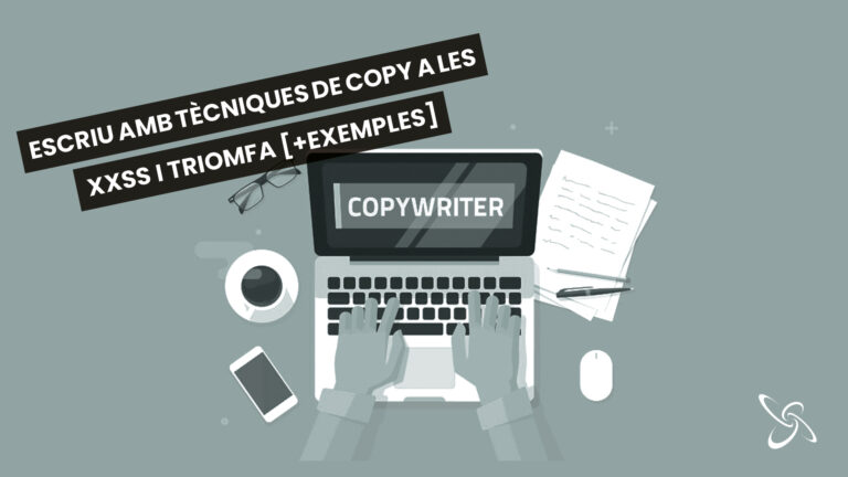 Escriu tècniques de copywriting a les xarxes socials i triomfa