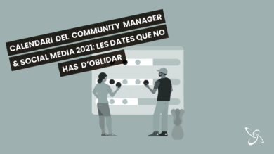 Calendari del Community Manager & Social Media 2021: les dates que no has d'oblidar