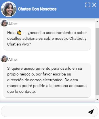 Los chatbots son tendencia en e-commerce este 2021