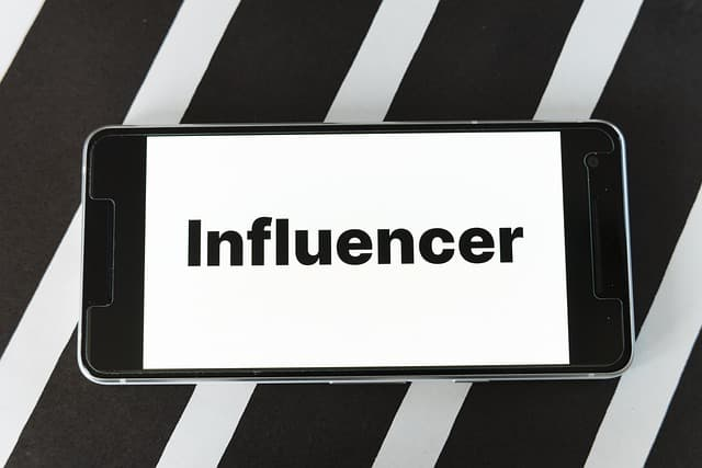 Learn about influencer with this marketing series