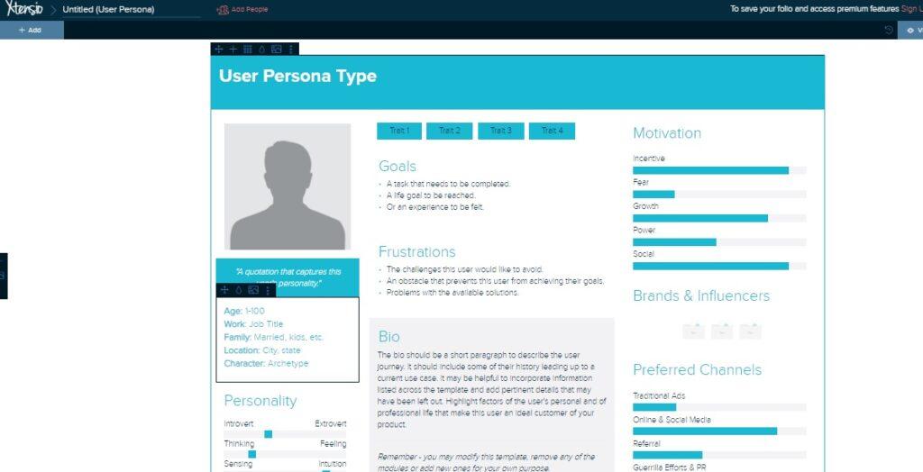 Haz el buyer persona de tu negocio para saber a quién dirigirte haciendo copywriting para e-commerce.