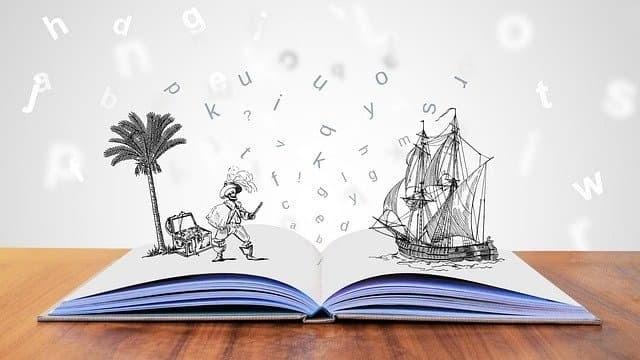 Imatge que il·lustra una història, un storytelling.