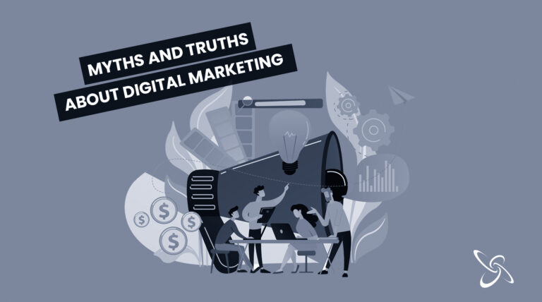 Myths and truths about marketing digital