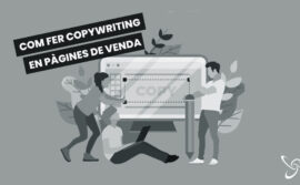 Com fer copywriting en pàgines de venda