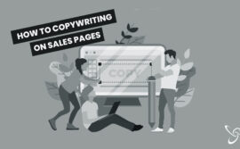 How to copywriting on sales pages