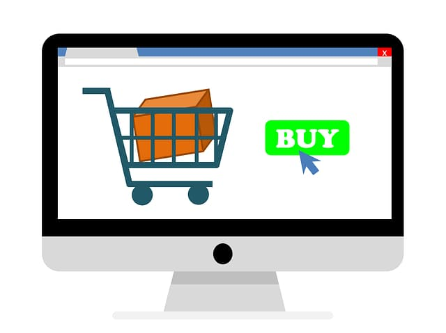 online sales increase with corporate website