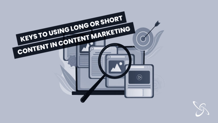 keys to using long or short content in content marketing