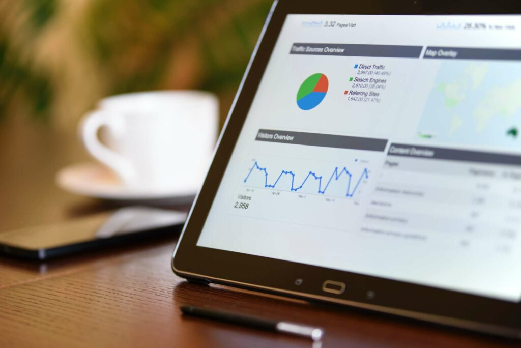 a Google Analytics pots consultar la taxa de rebot