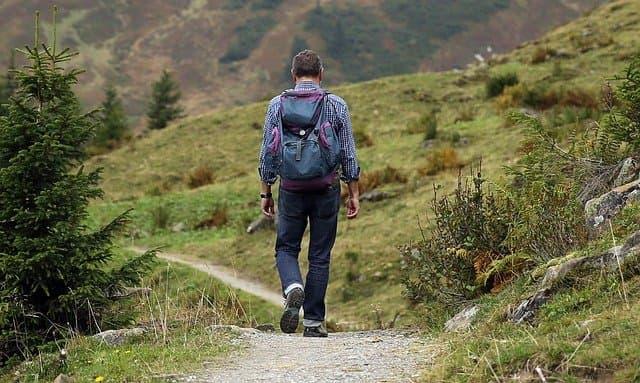 la montaña es nuestro inbound marketing y el caminante el usuario
