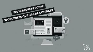 Els 10 secrets sobre WordPress que has de conèixer