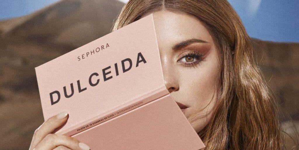 Dulceida és una influencer, Sephora utilitza l'efecte d'autoritat de neuromàrqueting