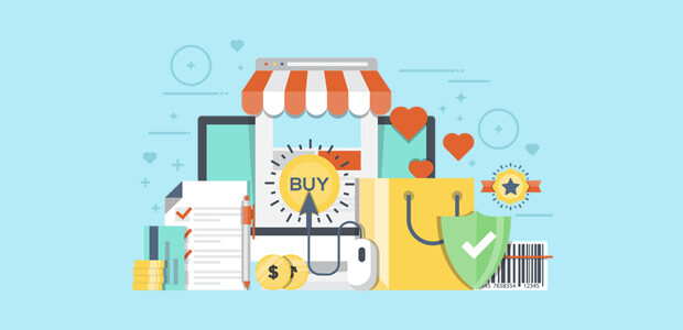 there is a lot of competition in the e-commerce sector