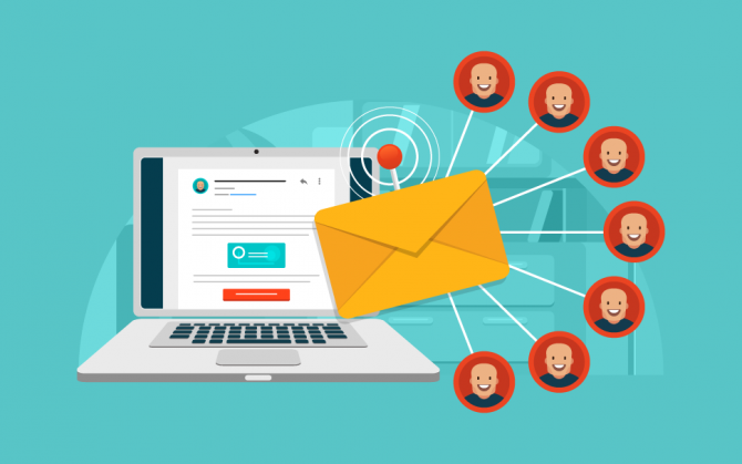 email marketing is very cost-effective for e-commerce
