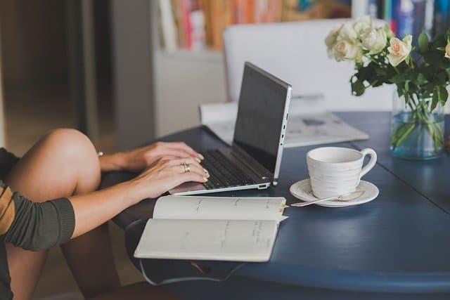 writing blog articles