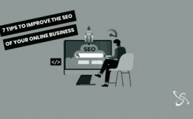 7 tips to improve the SEO of your online business