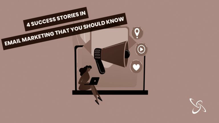 4 success stories in email marketing that you should know